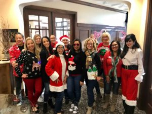 AppleOne Christmas Caroling